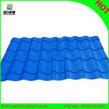 A alta qualidade personalizou o rolo vitrificado da telha que dá forma à máquina