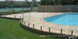 プールの塀のための緩和されたガラス