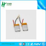 3.7V Batterij van het Polymeer van het 60mAh de Navulbare Lithium