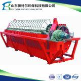 Unità d'asciugamento del feldspato, macchina del filtrante del feldspato, esperienza dell'esportazione in Corea