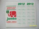 Calendar relativo à promoção Mouse Pad com Cheap Price