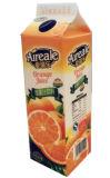 박공 1L 우유 주스의 최고 상자 판지 또는 크림 또는 포도주 또는 요구르트 또는 물