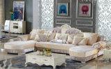 Sofá de Dubai de la alta calidad, nuevo sofá clásico de la tela (893)