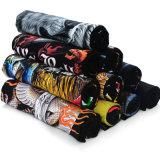 Long T-shirt coloré d'impression des chemises 3D de meilleure vente en gros