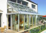 Perfis industriais solares de alumínio