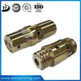 China OEM/ODM verlor Wachs-Gussteil/kundenspezifisches Präzision CNC-maschinell bearbeitenteil
