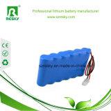 Paquete de batería del Li-ion 8.4V 5400mAh para la lámpara de la bicicleta / la luz del Bicycel