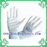Plutônio Gloves do branco e do Cheap de Work Gloves