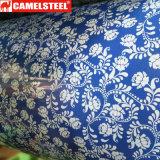 Dekorative Customed Auslegung-Farbe beschichtete Stahlspule