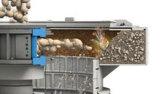 Arena artificial que hace precio de la máquina