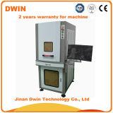 машина маркировки лазера волокна 20W для маркировки металла/Plastic/PU