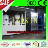 방수 두 배 단계 진공 변압기 기름 정화기, 기름 정화 기계