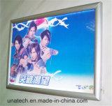 屋内公共の位置の市場のLED表示LED UltraslimライトボックスのSignboard