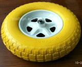 neumáticos libres planos de la carretilla 16X4.80/4.00-8 con la pisada del bloque
