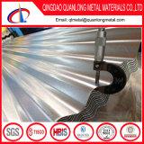 Z180によって電流を通される金属のプロフィール亜鉛屋根ふきシート