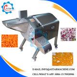 3-30mm 식물성과 연약한 과일 망고 깎뚝써는 기계