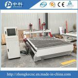 二重スピンドルアルミニウムTスロット木製CNCのルーター