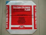 Bolso tejido PP del papel de Kraft para el fertilizante del embalaje