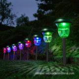Cer-Edelstahl-Solargarten-Stange-Licht (RS110)