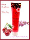Cereza y flor de cereza que hidrata Exfoliator