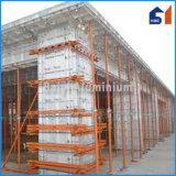 Konkrete Verschalung-Aluminiumverschalung-System vom China-Hersteller