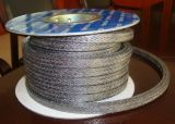 Graphite di rinforzo Packing con Inconel Wire Good Mechanical Strength
