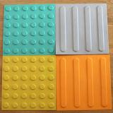 Водоустойчивый пластичный слепой PVC отслеживает кирпичи для дороги