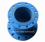 PE/PVCの管のための延性がある鉄のフランジのアダプターそしてカップリング