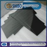 Plaque modifiée de molybdène, plaque de molybdène d'épaisseur de 0.03-2mm