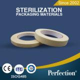 Nastro adesivo dell'indicatore di sterilizzazione