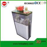 33600W 48V che avvia la batteria lunga ricaricabile sinterizzata Ni-CD di tempo di impiego del ciclo profondo del piatto di potere
