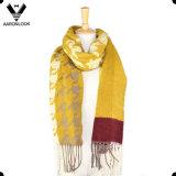 Популярной новой шарф Houndstooth конструкции сплетенный картиной