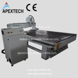 Sola máquina principal del ranurador del CNC de la carpintería del ápice 1325