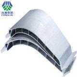 Carro-Body de alumínio Profiles de Alloy para Metro