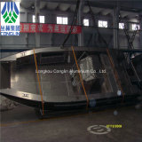 Profils en aluminium d'extrusion pour le canotage