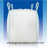 Riesiger Plastik-pp. gesponnener Beutel mit Quereckschleifen