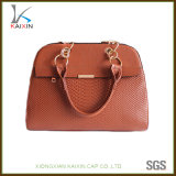 100% handgemachte Form-Italien-Dame Leather Handbags
