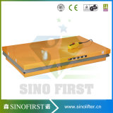 1ton zu 3ton 1m bis 3m reparierte hydraulischen Höhenruder-Tisch mit bestem Preis