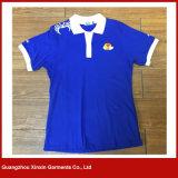 Camisa de polo personalizada da alta qualidade 220GSM (P46)