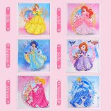 Factory Direct Wholesale Enfants DIY Crystal peinture à l'huile cadre photo FT-102