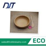 Plaque de dessert en bois pour les assiettes en bois de Teste de fruit sec