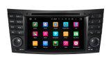 Hl-8797 carro DVD para o reprodutor de DVD do carro da classe W211/Cls W219/Clk W209/G W463 do Benz E, carro DVD com sistema de navegação do GPS
