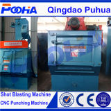 Q326 Tumblast Belt Rubber Small Shot Blasting Machine