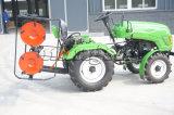 mini alimentador 18HP, encendiendo el alimentador del peso y de la estructura compacta, Ms180 modelo