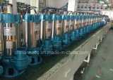 Водяные помпы 0.75kw нечистоты погружающийся нержавеющей стали чугуна электрические, выход 2inch