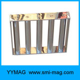 Neodym-permanenter magnetischer Filter, starkes magnetisches Rasterfeld
