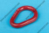 El tipo gota de los E.E.U.U. del hardware del aparejo del clip de cuerda de alambre forjó el hierro maleable para el sujetador