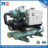 Nagoya Water Cooled Screw Chiller mit Heat Recovery (KSC-0360WD 100HP)
