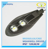 Ce/RoHSの証明の高い明るさ100W LEDの庭の街灯