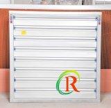 押し--SGSの証明書が付いている温室のための換気扇を引っ張りなさい